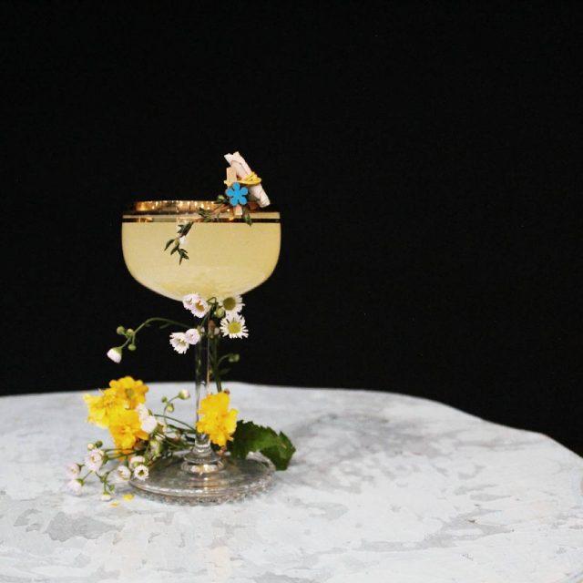 Thyme Bees knees lt3 tomhagenbar bar cocktailbar bartender cocktail frankfurthellip