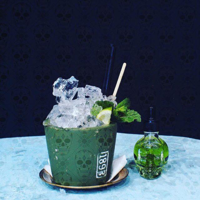 Mexican mule for a great weekend!  cheers! lt3 tomhagenbarhellip